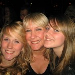 Hannah, Maggi and Amelia